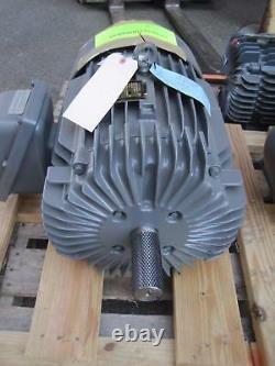 Nouveau Baldor Em7079t Industrial Electric Motor 20hp 980rpm 190/380v 3ph Fr 286t