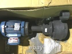 Nouveau! Gusher 2 V2x2-7sev-cc-a 25800-6 3hp Pompe À Eau Centrifuge 208v 230v 460v
