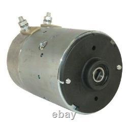 Nouveau Moteur De Pompe De 24 Volts Remplace Js Barnes/haldex 220097 Iskra Amj4681 11-212-722