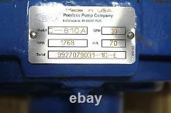 Nouvelle Pompe Peerless, C-810a, 30 Gpm, Pompe Centrifuge De 3 HP
