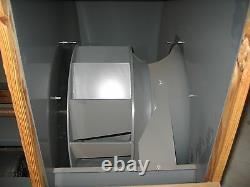 Peerless Electric 200m 7000 Cfm Industrial Blower, 20 Avec 10hp, 3ph Baldor Motor