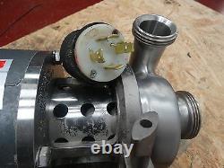 Pompe Apv 4v200081 Avec Moteurbaldor Cnm3454/35.25hp. 8/. 4a 230/460v 1750rpm 3ph