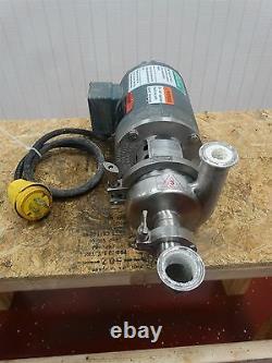 Pompe Apv 4v2 Avecreliance Electric Motor P56x3166.25hp 230/460v. 8/. 4a 1750rpm