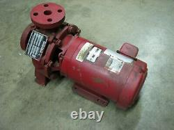 Pompe Armstrong 1.5x1x6 4280 48gpm Et Unimount 3hp Motor 230/460v 3 Phases