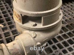 Pompe Centrifuge Écossaise 2x2, Mod# 17 Avec Moteur, Imp Dia 5.25, 230/460v, 3ph, Utilisé