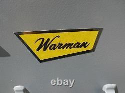Pompe De Recirculation Des Eaux Usées Warman, 040pvspwr-e, Avec Moteur Simens 5hp