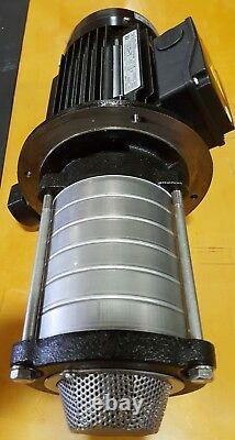 Pompe De Refroidissement Électrique Teral Vka465ah Avec Moteur À Induction 3 Phases Submersible