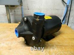 Pompe Droite En Fonte 1-1/2 HP Pentair Moteur Odp 115/208-230v Chmcv45 Repair