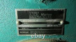 Pompe Industrielle De La Série Itt-marlow H Modèle 2af24ecd-3 Centurion Moteur 1hp