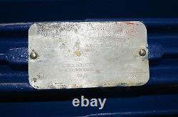 Pompe Peerless 8196 3x4x9.5 316ss 75 HP 3450 RPM 650 Gpm @ 300'
