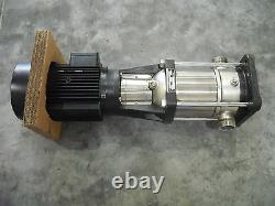 Pompe Suisse Spco Stainless 3 Phase Pump And Motor Combination Vmc8-50