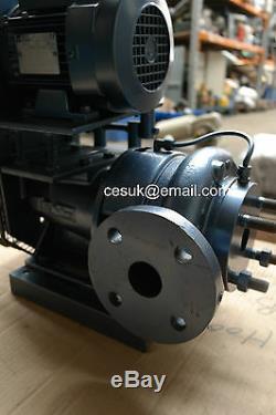 Pullen Pompes 0,55 Kw Leroy Somer Moteur Électrique Industriel Pompe À Eau C40l