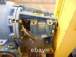 Rx-3608, Metso Mm200 Lhc-d 8 X 6 Pump Slurry Avec 40hp Moteur Et Cadre