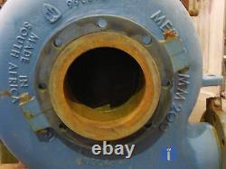 Rx-3612, Metso Mm200 Lhc-d 8 X 6 Pompe À Lisier Avec Moteur Et Cadre De 75 Ch