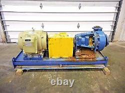Rx-3636, Metso Mm150 Lhc-d 6 X 4 Pump Slurry Avec 60hp Moteur Et Cadre