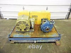 Rx-3644, Metso Hm75 Lhc-d 3 X 2 Pompe À Lisier Avec Moteur Et Cadre De 40 Ch