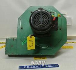Souple Industrielle Avec A. O. Smith 115-208-230v Moteur Électrique #b891 1,5hp 3450 RPM
