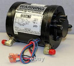 Suntec Industries Inc. Dp-0809-0907-a25 Pump Motor K48zzefb-3365 Emerson 141029