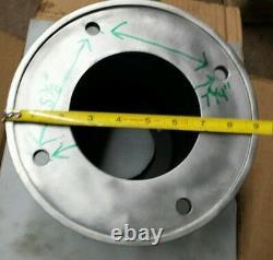 Support De Montage De Pompe Hydraulique Pour Pompes Rexroth