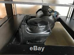 Syncrogear Industriel Électrique Motorisé Table Élévatrice Station / Etape 35 X 26 Pouces