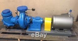 Taco 40 CV 8 X 8 855 Gpm @ 100 Ft Centrifuge Pompe À Eau Bb6012 10,7 D1 Lincoln