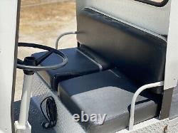 Taylor Dunn B2-48 Industriel Platbed Electric Utility Cart Nouveau Moteur