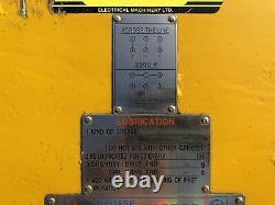 Teco Westinghouse 400 Ch Moteur Électrique Industriel No. (en Milliers De Dollars Des États-unis)