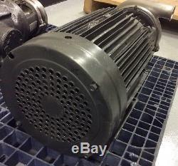 Tri-clover Pompe Centrifuge En Acier Inoxydable C328md21t-s 20hp