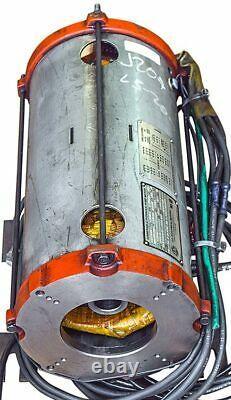 U. S. Moteurs Électriques 160zbs 3460rpm 40hp 200v Pompes Industrielles