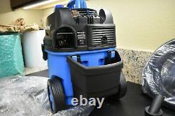 Vacmaster Vf408 4 Gallon 5 Peak HP Avec Moteur Industriel À 2 Étapes Wet/dry Vacuum