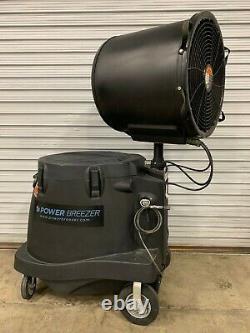 Ventilateur De Refroidissement Portable De Classe Industrielle Power Breezer 14k Cfm Svp Lire