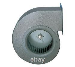 Ventilateur Industriel Ventilateur Centrifuge Vortice C T Triphase 400 V Jusqu'à 6800 M3/h