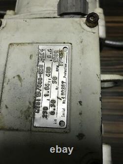 Vibrateur Industriel Mvsi 15/400-s90 Convoyeur De Farine Électrique Sew