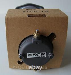 Warn Industrial Dc350-cf Hisser 24v Moteur Elektrische Seilwinde / Treuil Électrique