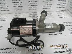 Webtrol H5b3s16 Pompe En Acier Inoxydable Avec Emerson Motor 1/2 HP Utilisé
