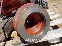 Weir Wemco-hidrostal Pump F6d-l-f2s Screw Centrifugal Avec Impeller 1000 Gpm